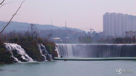 融城・昆明湖