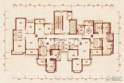恒大雅苑94--132平方米户型图