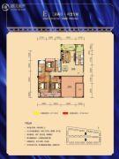 麓湖宫4室2厅2卫0平方米户型图