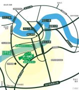 新恒基翡翠城交通图