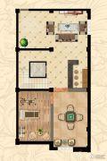 �Z储新和湾5室5厅5卫328平方米户型图