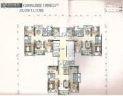 碧桂园华府(龙江)0平方米户型图