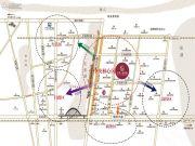 保利金香槟交通图