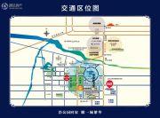 永定河孔雀城英国宫交通图