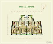 创业・齐悦花园三期3室2厅2卫0平方米户型图