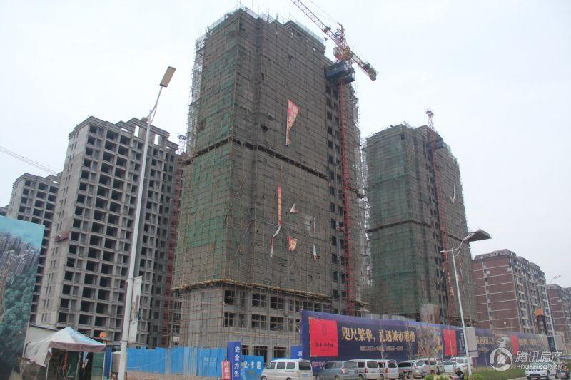 华启唐宁1號实景图