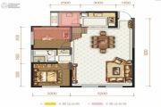 香山长岛5室2厅3卫140--141平方米户型图