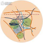 碧桂园澜山交通图
