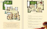 融侨观邸3室2厅2卫174平方米户型图