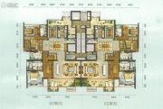 新天半山4室2厅5卫272平方米户型图