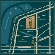 招商1872公园里交通图