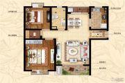 �Z储新和湾2室2厅1卫97平方米户型图