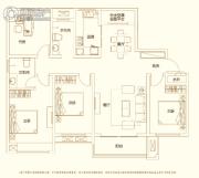 建业・新城半岛4室2厅2卫146平方米户型图