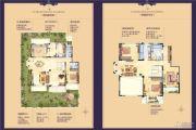 恒大茸景佳苑4室3厅4卫0平方米户型图