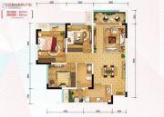 金科天宸0室0厅0卫79平方米户型图