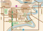 融创春晖十里交通图