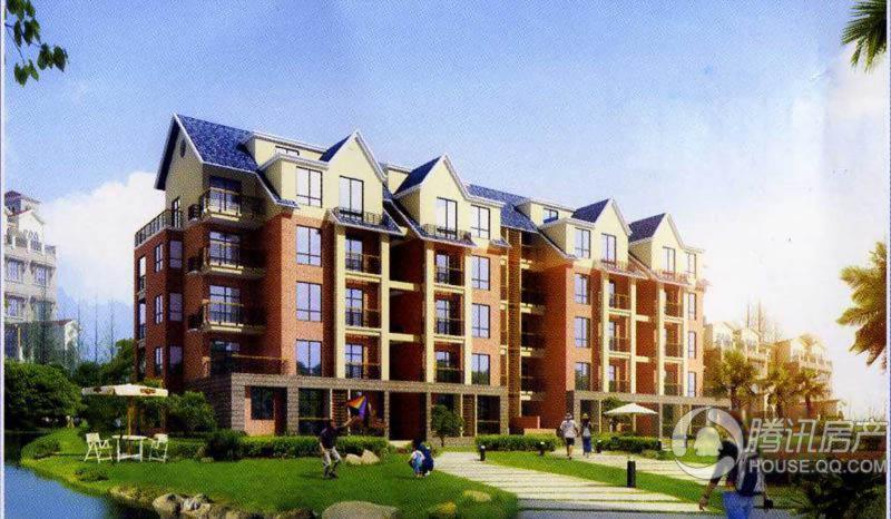 集合复式公寓南海翡翠城  均价5500元/平米