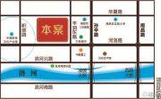 中南广场交通图