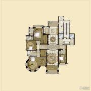雅居乐・星河湾4室3厅4卫427平方米户型图