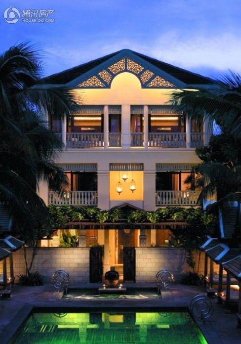 亚龙湾君庭双拼别墅均价50000元 平带精装 全款95折