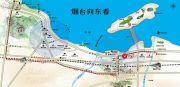 融创迩海交通图