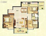 宏康小筑3室2厅1卫0平方米户型图