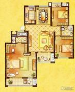 藏珑5室3厅3卫408平方米户型图