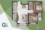 海西名筑2室2厅1卫0平方米户型图