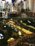 中国铁建国际城沙盘图