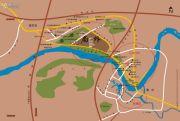 中洲半岛城邦交通图