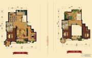 永裕盛景4室3厅4卫0平方米户型图