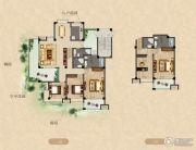 栖园 别墅0平方米户型图