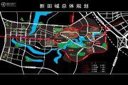 新田城交通图