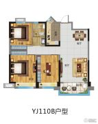 碧桂园・凤凰湾2室2厅1卫0平方米户型图