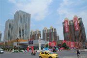 内江万达广场・中央华城外景图