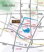 文一・名门首府交通图