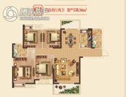 凤凰天仙城一期鸿鹄苑4室2厅2卫0平方米户型图