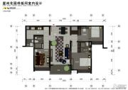 星尚3室2厅2卫0平方米户型图