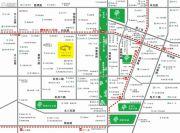 GT-Tower西安国际人才大厦交通图