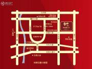江门奥园广场交通图
