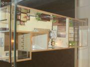 金球广场1室1厅1卫62平方米户型图