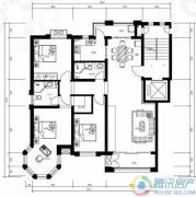 一品嘉园3室2厅2卫0平方米户型图