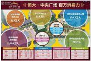 成都恒大中央广场规划图