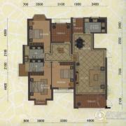 东方名城0室0厅0卫295平方米户型图
