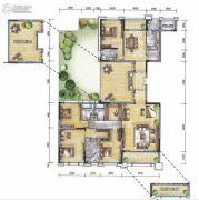经典天成云墅5室2厅4卫0平方米户型图