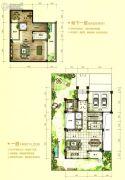 海港新城516平方米户型图