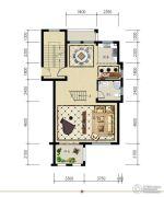 枫丹丽舍0室0厅0卫216平方米户型图