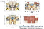 利川碧桂园6室2厅2卫509平方米户型图