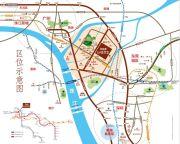 碧桂园信鸿嘉誉二期交通图