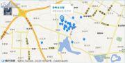 泰峰名人金谷园交通图